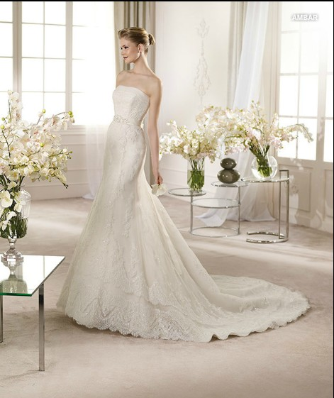 St.Patrick 2013 wedding dresses