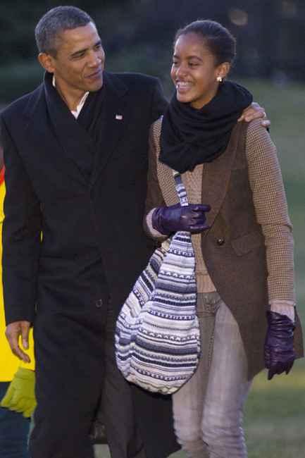 Malia Obama - Wallpaper Image