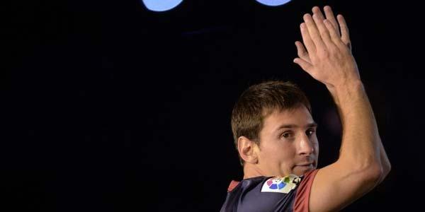Lionel Messi Tak Pernah Bersedih