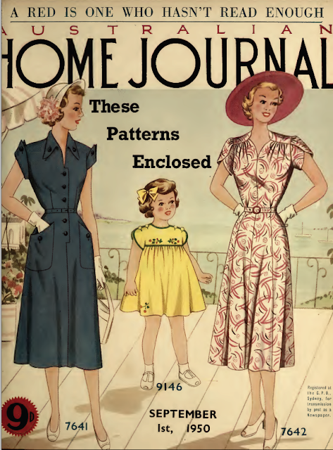 Australian Home Journal 1st September 1950