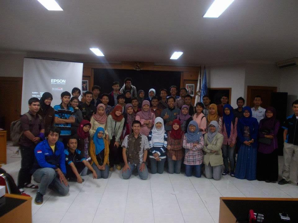 Rakoor Ikatan Mahasiswa Geografi Indonesia region III