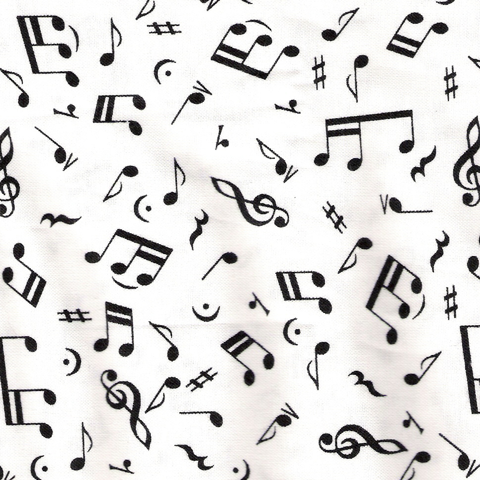 list music  notes