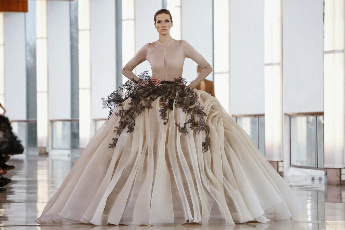 Stephane Rolland Spring Summer couture 2015