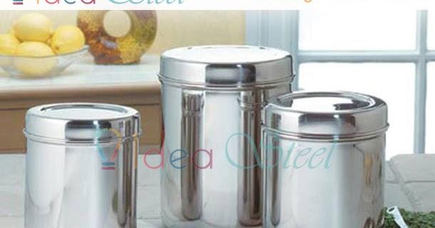 Box tempat sampah idea steel for Daftar harga kitchen set stainless steel