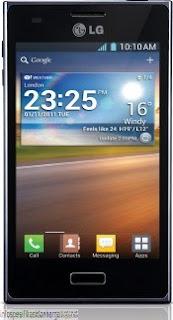 Harga LG Optimus L5 E610 Hp Terbaru 2012