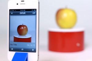 Faire des photos 360° sur iPhone 4S