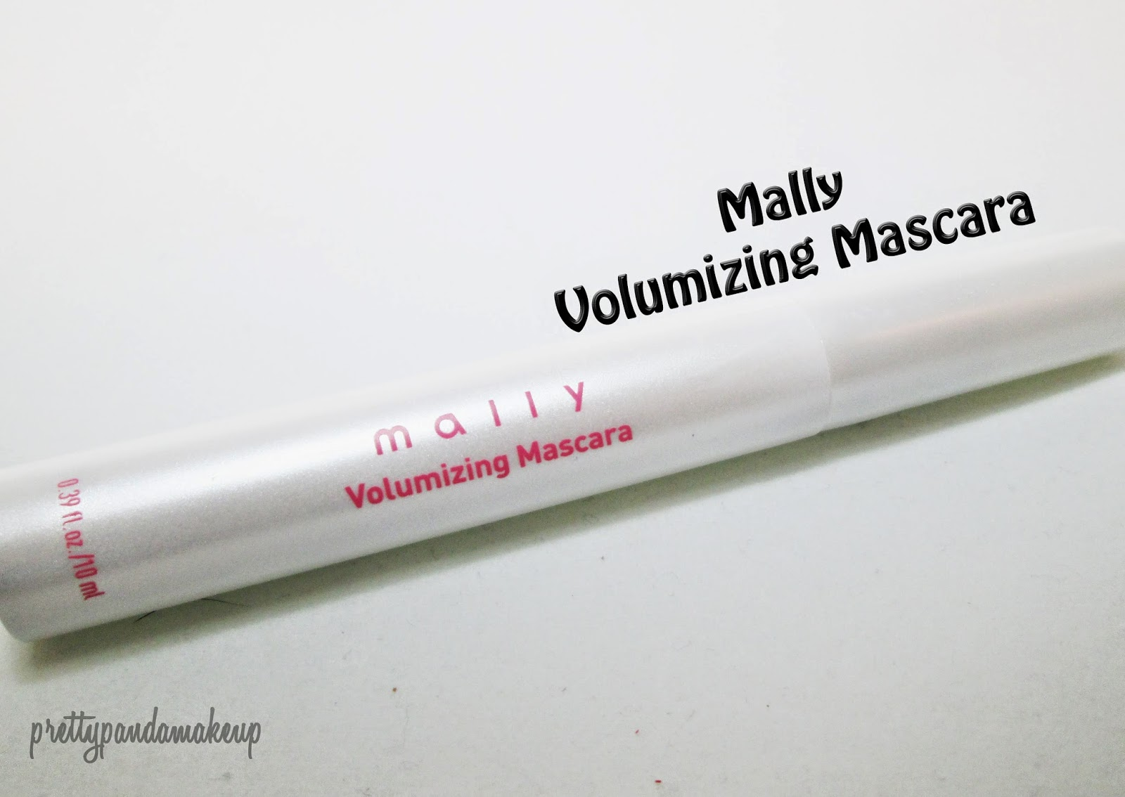 Mally Volumizing Mascara Review