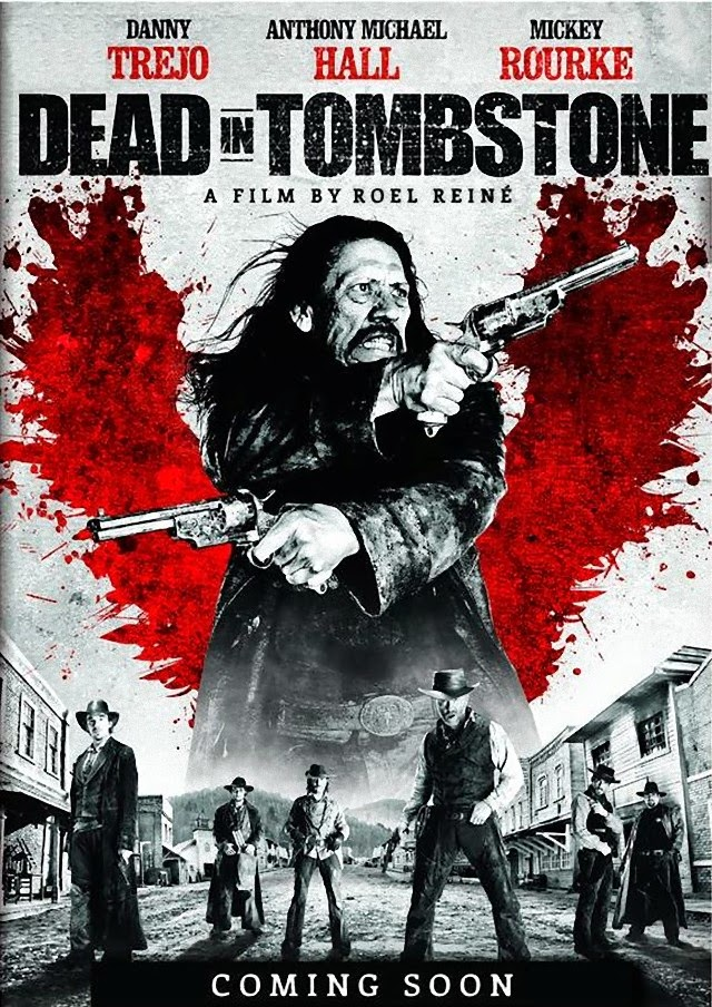 La película Dead in Tombstone ( Muerte en Tombstone )