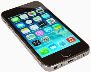 Мобильный телефон Apple iPhone 5s 16 Гб Grey первый в мире 64-битный смартфон