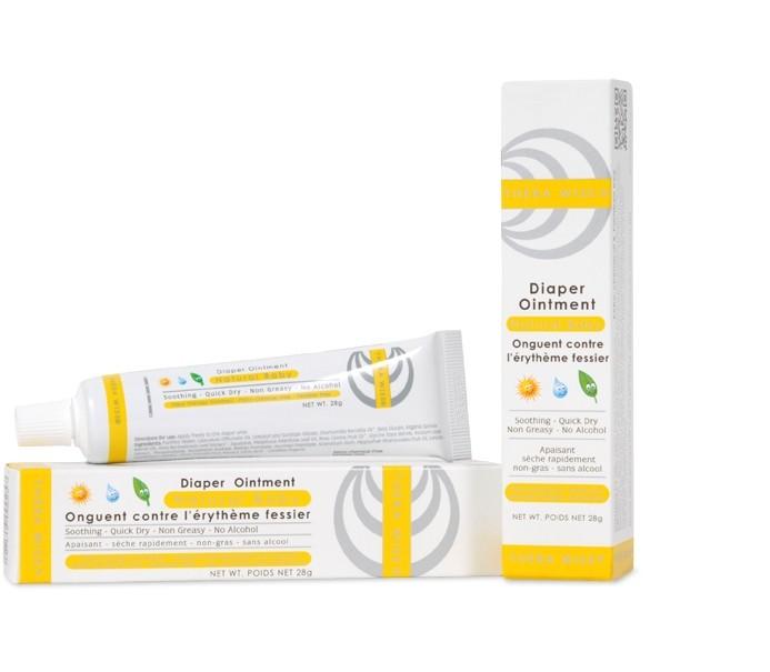 Natural Diaper Rash Treatment Yeast