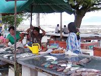 Fish Market. Rawai Beach, Phuket, Thailand