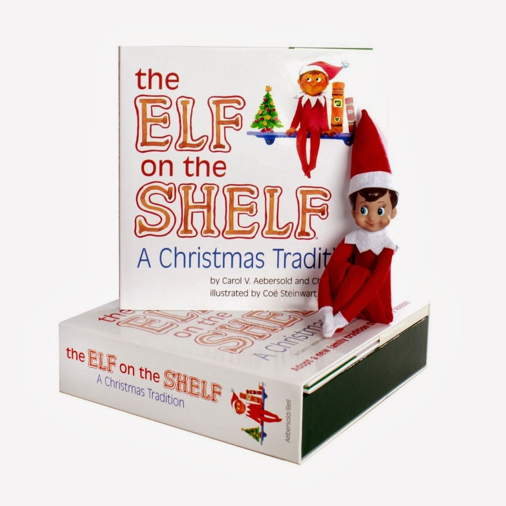 CHANITY DAWN: ELF ON THE SHELF | 2012