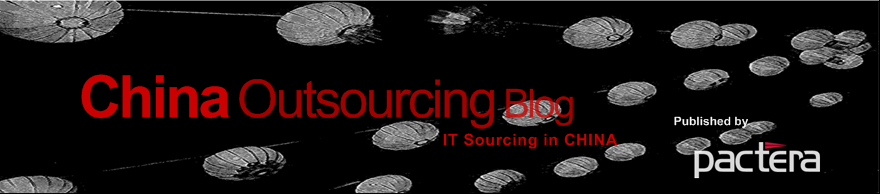 China Outsourcing Blog