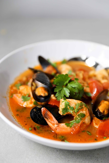 Seafood Stew With Fennel And Thyme Recipes — Dishmaps