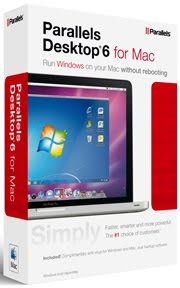 Parallels Desktop v6.0.12090 MAC OSX - Mediafire