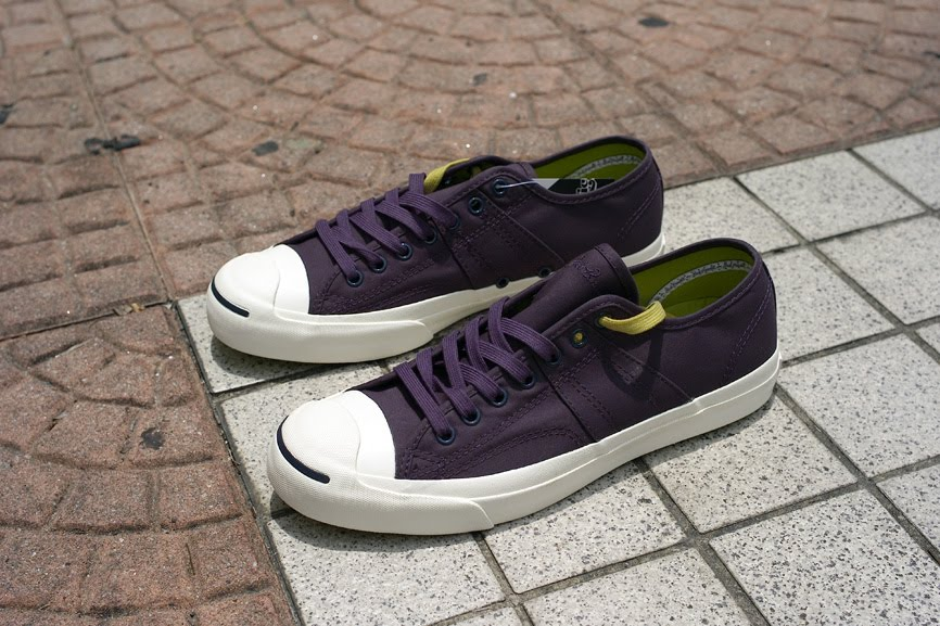 SOLE WHAT?: Converse x Mackintosh Jack Purcell
