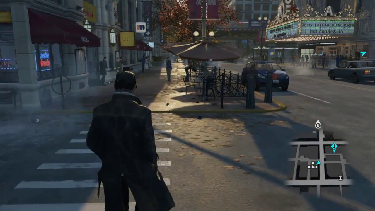 Watch Dogs Downgraded Graphics