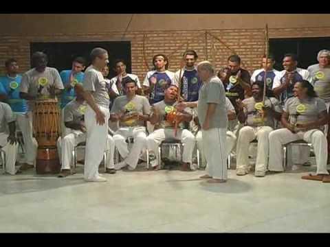 Mestre Suassuna e Mestre Brasília - Com Axé