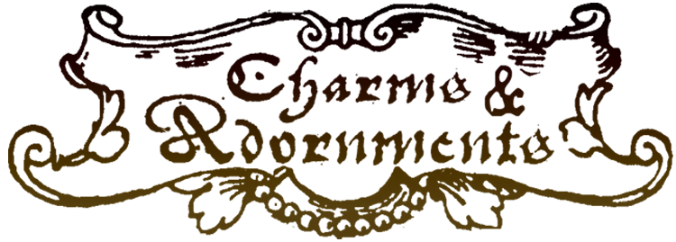 Charms And Adornments