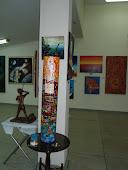 Colectiva de Artistas Plásticos y Artesanos de la COL. Sala de Arte del IUTC