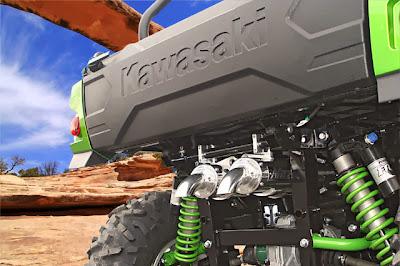 Muzzys Performance Kawasaki Teryx 800 Exhaust System