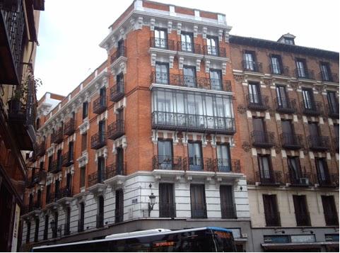 Madrid sin prisas diciembre 2012 - Colegio arquitectos toledo ...