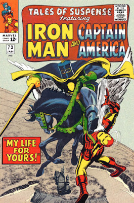 Tales of Suspense #73, Iron Man vs the Black Knight