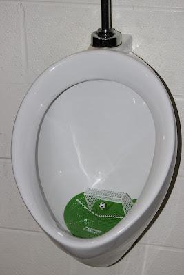 urinal shoot BMO Field Toronto FC