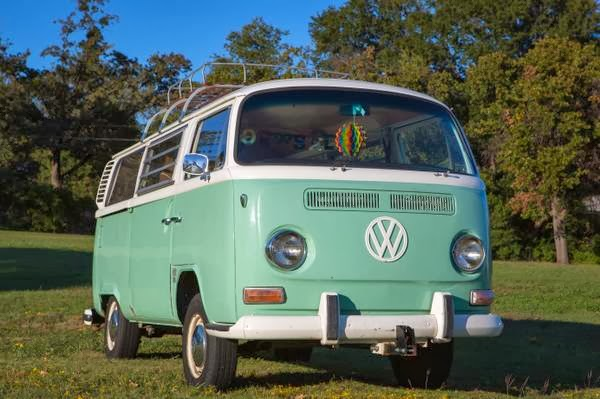 Classic Car World 1972 Vw Bus For Sale Denton Great Condition
