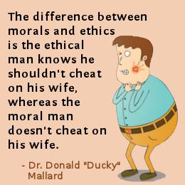 changing moral value system