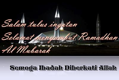 Ramadhan 1433,Sambutan Ramadhan