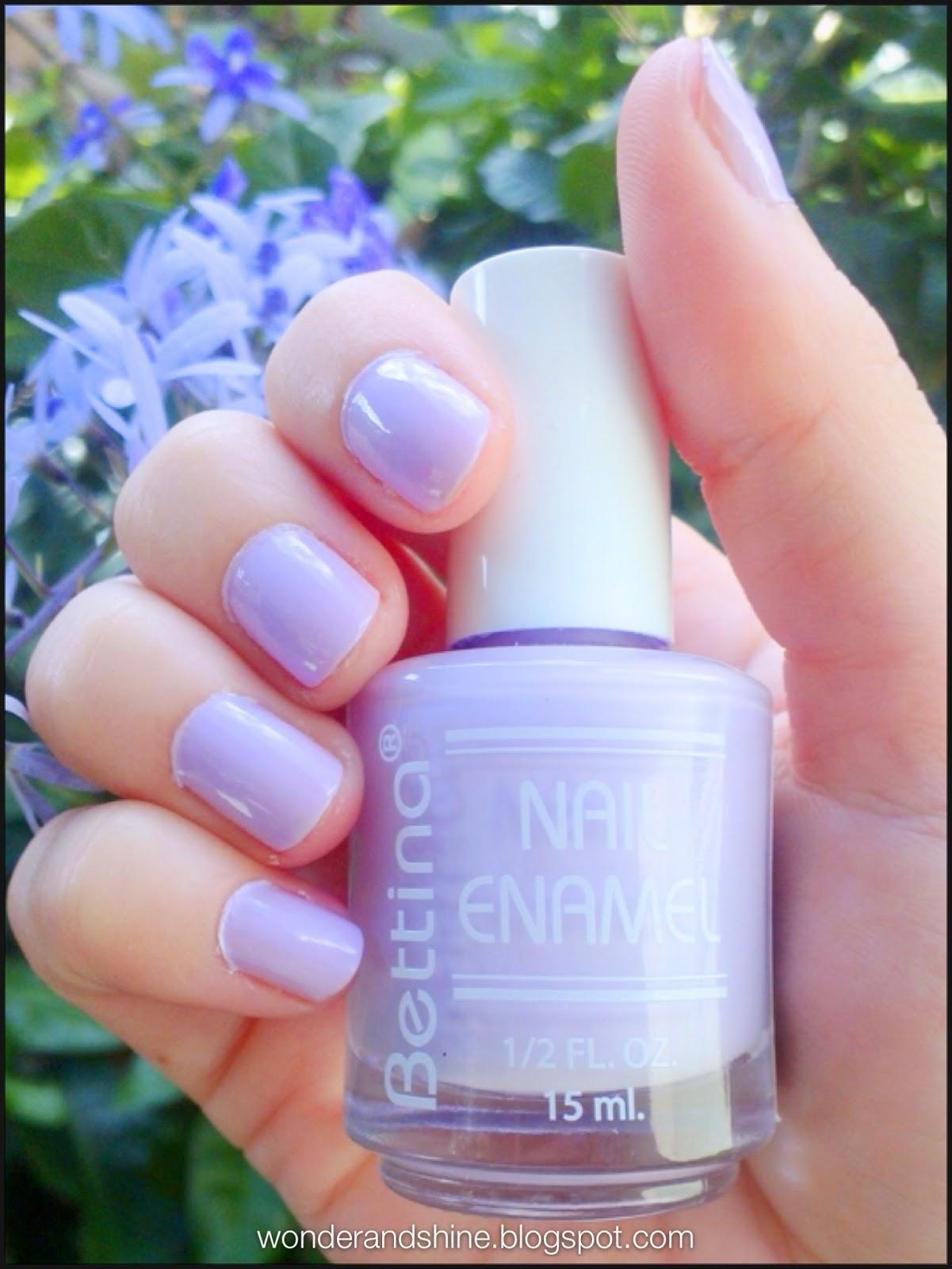 Wonder & Shine: Spring Nails: Lilac