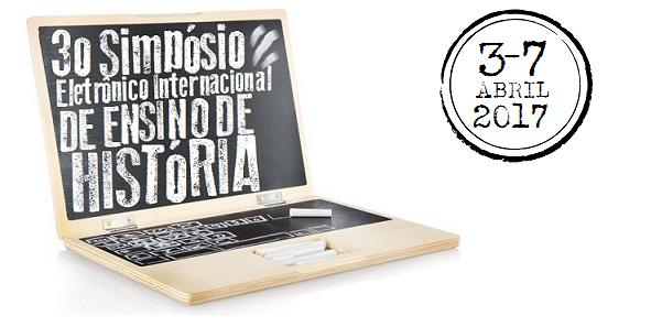 3o Simpósio Eletrônico Internacional de Ensino de História
