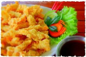 Resep Jamur Tiram Crispy yang Istimewa