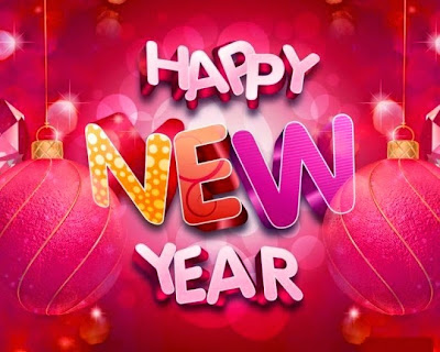 Happy New Year 2016 Greetings Ecards HD