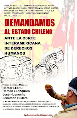 Presos Politicos Mapuche- CAM- demandan al estado chileno ante la Corte Interamericana de DDHH.