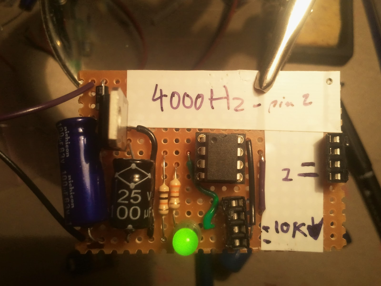 Design And Build Of A High Voltage Pulse Circuit For Micro Plasma Spst Ptm Switch Circuits Pic Develpment Board