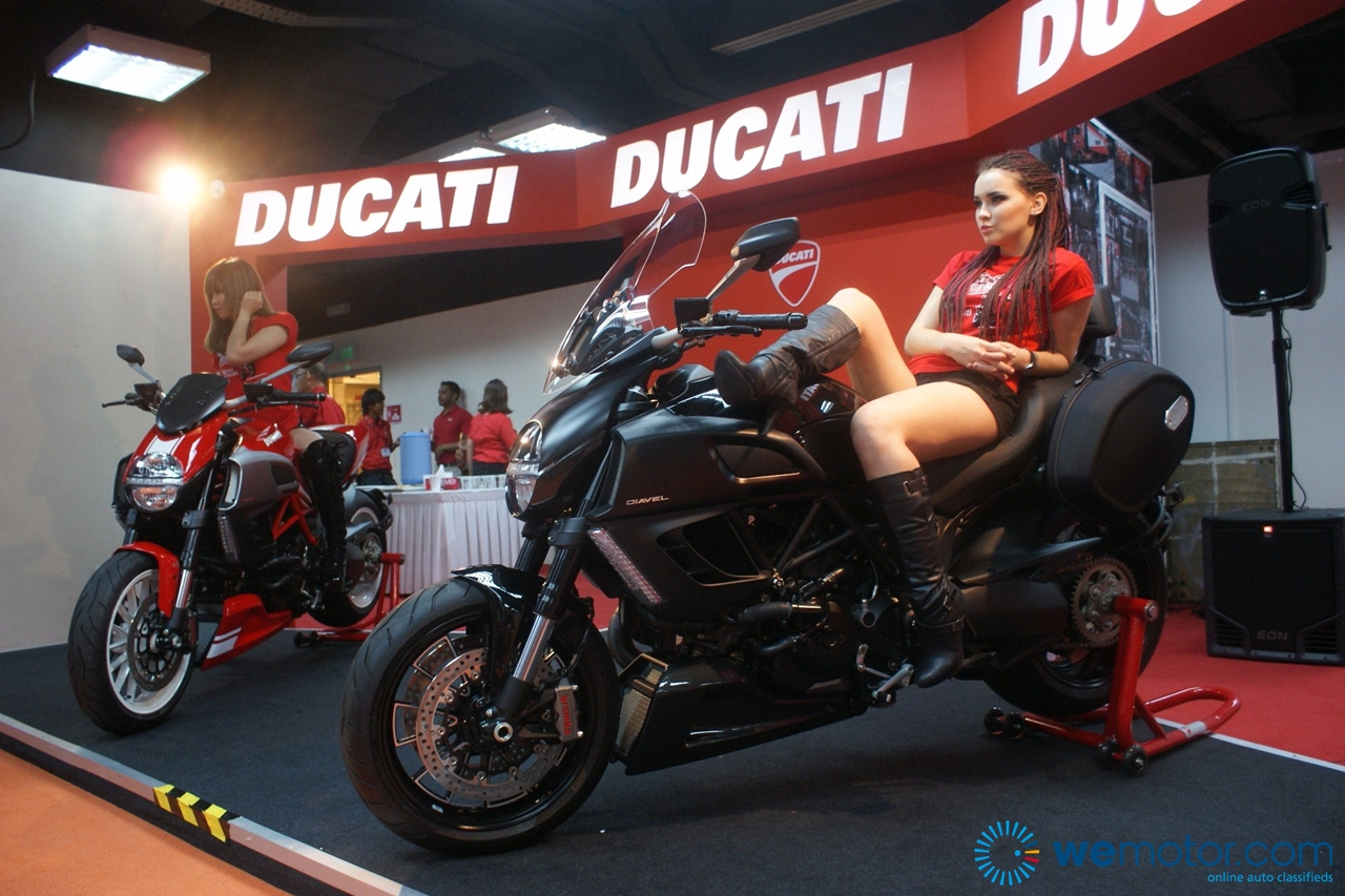 Ducati Diavel Parts Manual