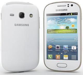 samsung dengan teknologi terbarunya yaitu Samsung Galaxy Fame GT-S6812