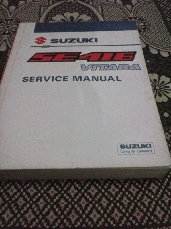 Wiring Diagram Suzuki Baleno 16: Suzuki Escudo Wiring Diagram At Anocheocurrio.co