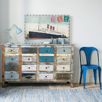 nous nous sommes inspirs pour les couleurs et le ponage de certains meubles visibles maison du monde notamment