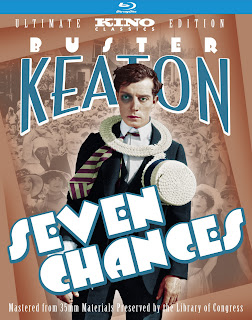 "Blu-ray Review | ""Seven Chances"""