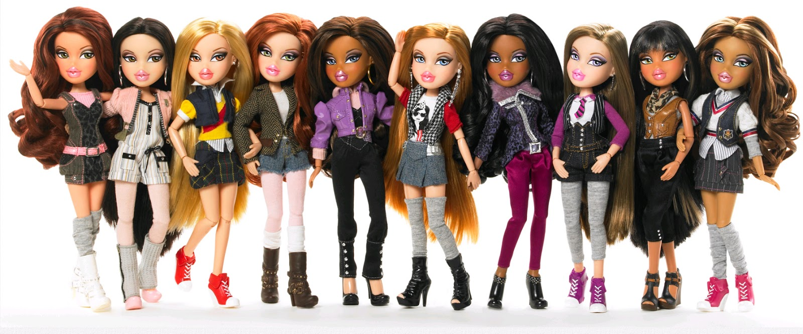 Uncategorized Bratz Girl monkfishs dolly ramble new bratz part 1 xpress it yasmin yasmin