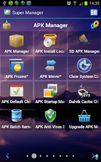 Super Manager 3.0 apk