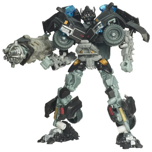 Transformers Dark of the Moon - MechTech Voyager Ironhide
