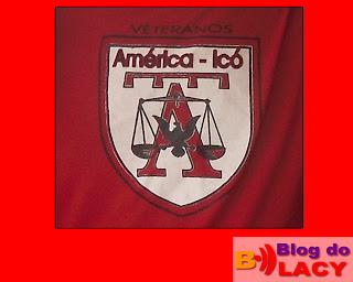 AMÉRICA MASTER X SELEÇÃO DE JAGUARIBE EM LIMA CAMPOS 10/03/2012