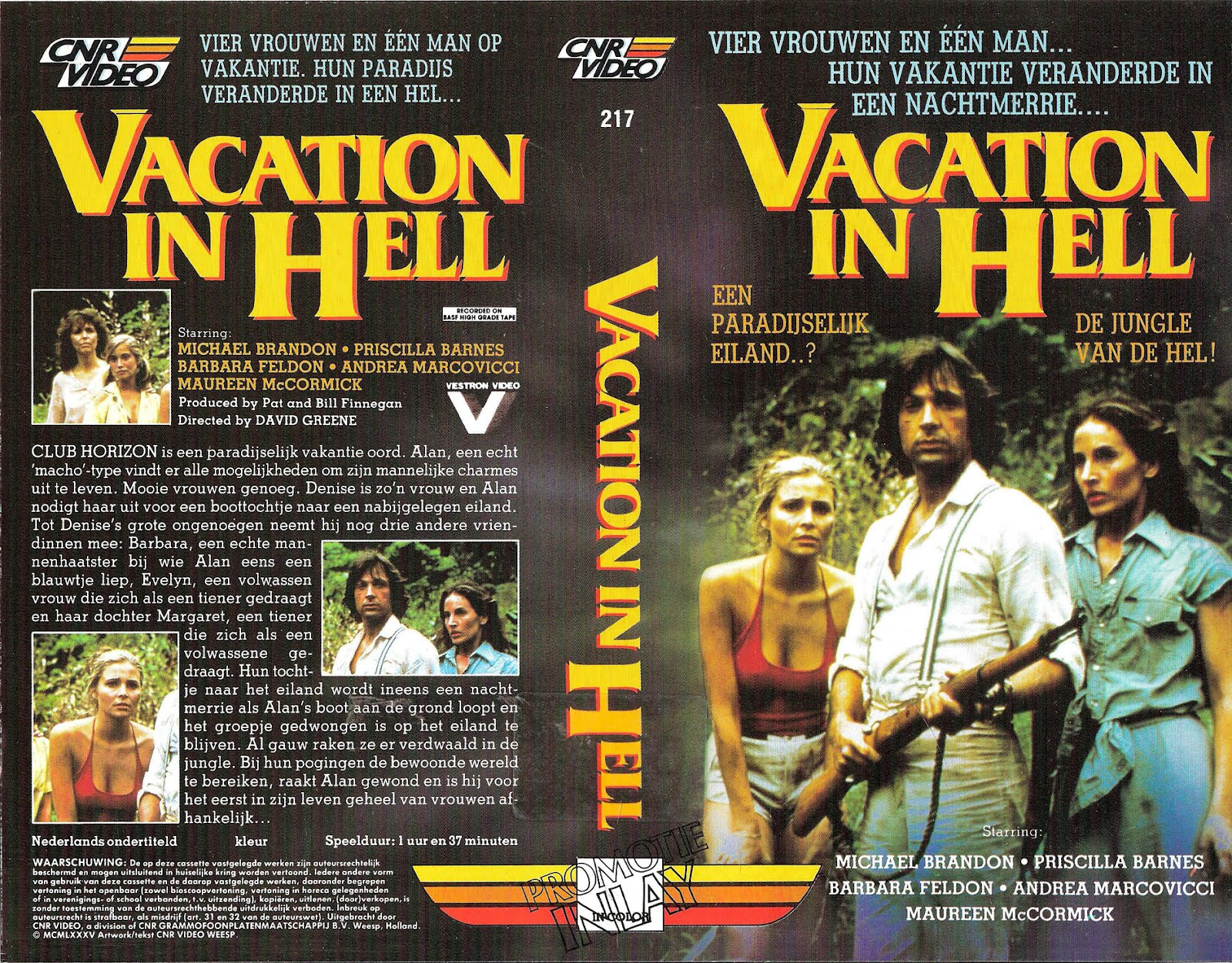 happyotter a vacation in hell 1979