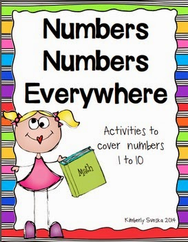 https://www.teacherspayteachers.com/Product/Numbers-Numbers-Everywhere-1596777