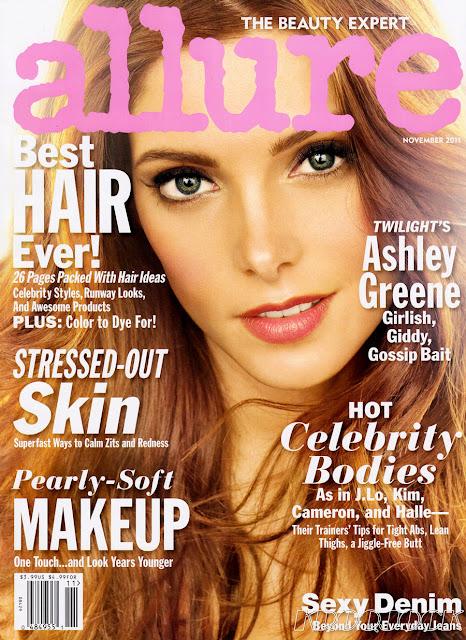 Ashley Greene Allure Magazine