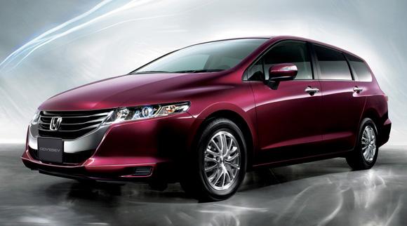 honda odyssey Harga Mobil All New Honda Odyssey Indonesia   Review Honda MPV